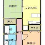 箕輪町松島 MK45 301号室 周りには商業施設があり、エレベーター付き物件です!!