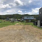 辰野町樋口 550万円409.15㎡(123.77坪)西側と北側が開けた土地♪